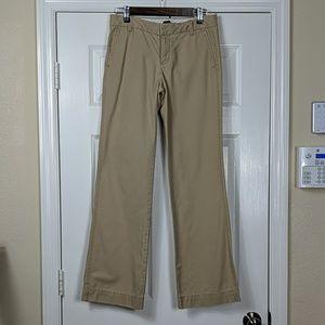GAP Boy Cut Chino Pants